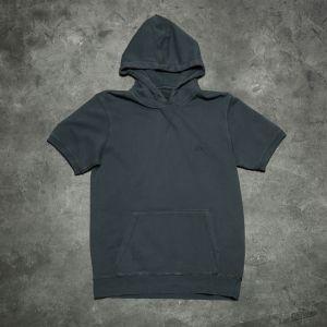 Stüssy Stock Long Sleeve Hoodie Charcoal
