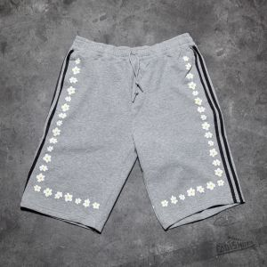 adidas Pharrell Williams Daisy Long Shorts Melange Grey/ Black