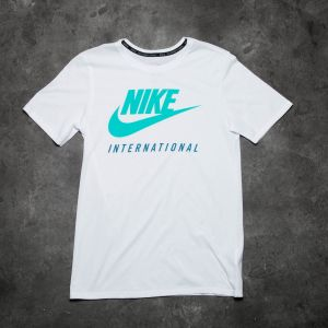 Nike Teeru Dot International White