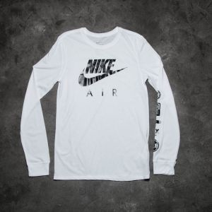 Nike Air Longsleeve Tee White