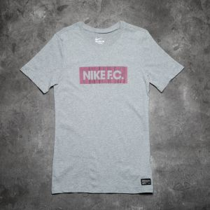 Nike FC Color Shift Block Tee Grey