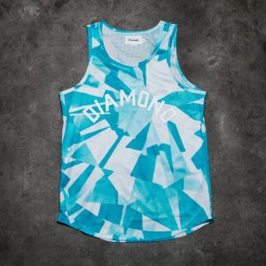 Diamond Supply Co. Simplicity Basketball Jersey Blue