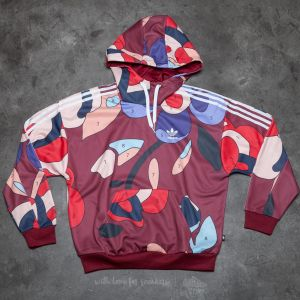 adidas Sweatshirt Hoodie Multicolor