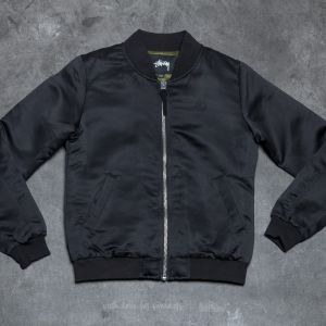 Stüssy Union Bomber Black