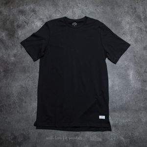 STAMPD Essential Split Seam Tee Black