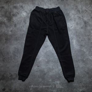 STAMPD Reverse Terry Pant Black