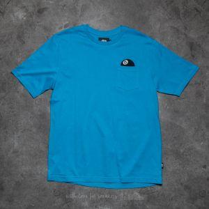 Stüssy 8 Ball Short Sleeve Pocket Tee Blue