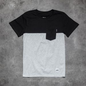 Dedicated 50-50 T-Shirt Black/ Grey