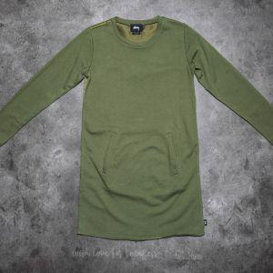 Stüssy Banks Crewneck Dress Olive
