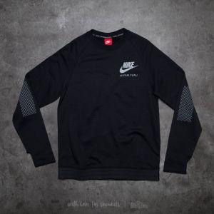 Nike Men International Crew Black