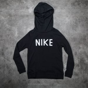 Nike Womens Hoodie Black