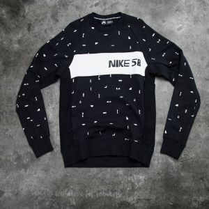 Nike SB X CH Everett Crew Black/Ivory/Black