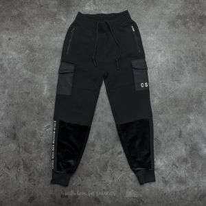 Cayler & Sons CSBL Series Cargo Sweatpants Black/ Black