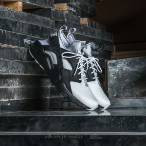 Nike Air Huarache Run Ultra SE White/ Black-Black